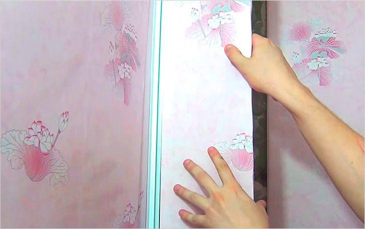 Монтаж пластиковых панелей на жидкие гвозди своими руками