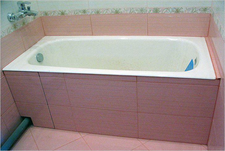 Бортики на ванну своими руками