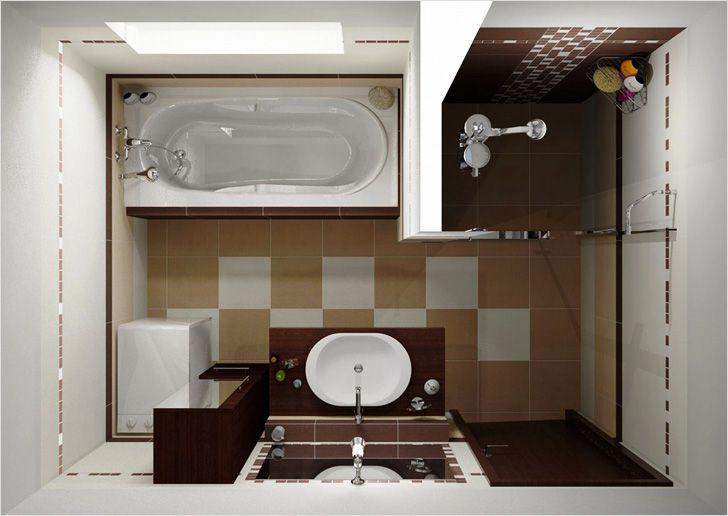 В результате перепланировки установлены ванна и душевая кабинка