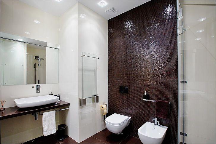 Ремонт в большой ванной
