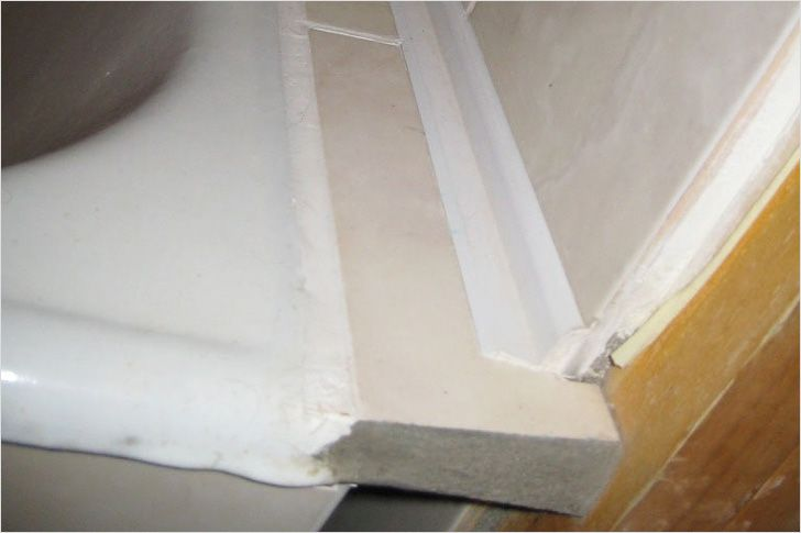 Герметизация швов на материале