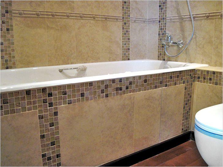 Дизайн туалета обоями и плиткой фото дизайн