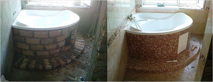 Самодельная ванна своими руками 86
